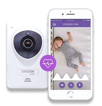Cocoon Cam Plus - Baby Monitor
