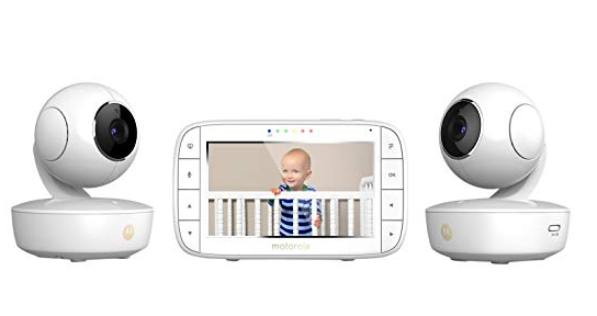 Motorola MBP36XL-2 Portable Video Baby Monitor