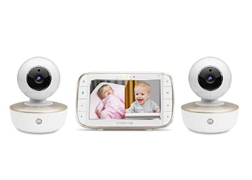 Motorola MBP855CONNECT- Video Baby Monitor