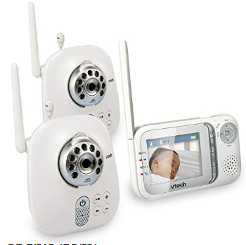 VTech VM321-2 Safe & Sound Video Baby Monitor