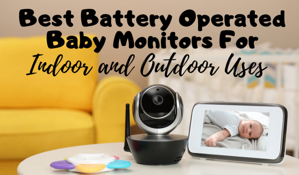 battery operated baby monitors