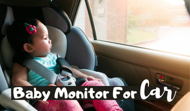 Car Baby Monitor